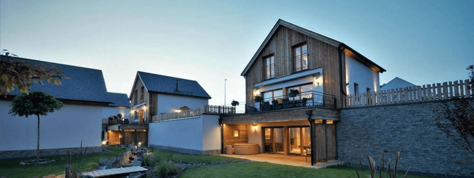 Chalets Petry - Chalet Moselle